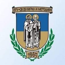 """Великотърновски университет """"Свети свети Кирил и Методий"""""""