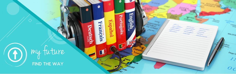 Чужд език се учи на място… но как и къде?