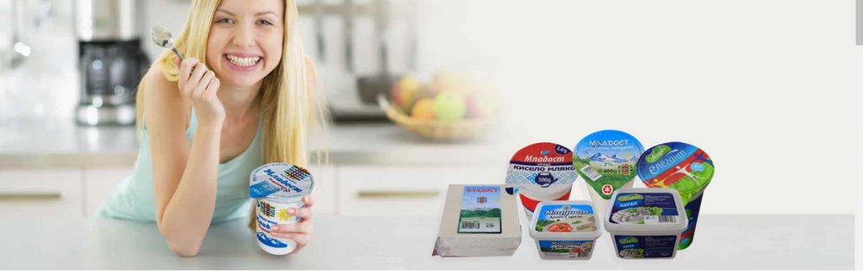 """Млечни продукти """"Младост"""""""