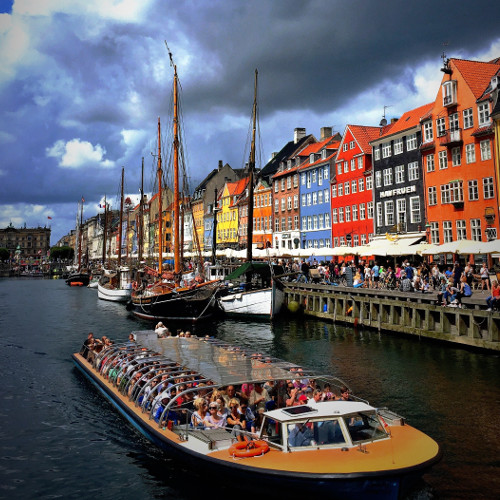 Висше образование Дания